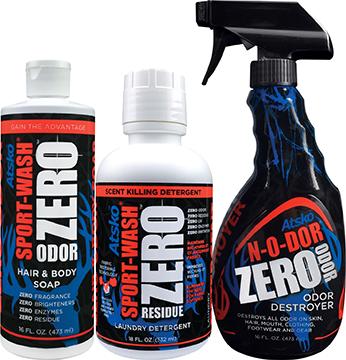 Atsko Zero Scent Control System