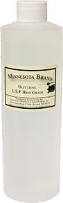 Minnesota Tapline Glycerine Oil 16 oz.