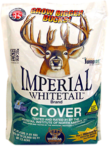 Imperial Whitetail Clover 18 lb