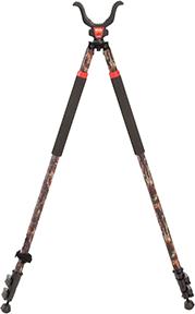 Bog Pod Camo Legged Devil Bipod 2 Leg Tall