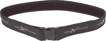 Carbon Express Quiver Belt Black/Silver