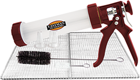 Eastman Outdoors Deluxe Jerky Gun Kit