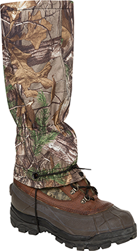 Fieldline Stalker Gaiters Realtree Edge 15 in.