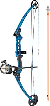 Gen-X Cuda Bowfishing Bow Kit RH