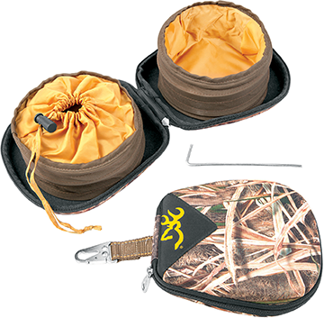 Browning Portable Dual Dog Dish