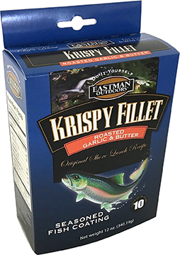 Eastman Outdoors Krispy Fillet Garlic and Butter
