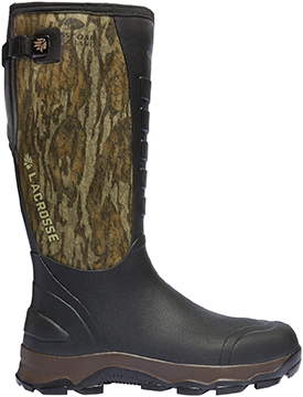 LaCrosse 4X Alpha Boot 7mm Mossy Oak Bottomland 10