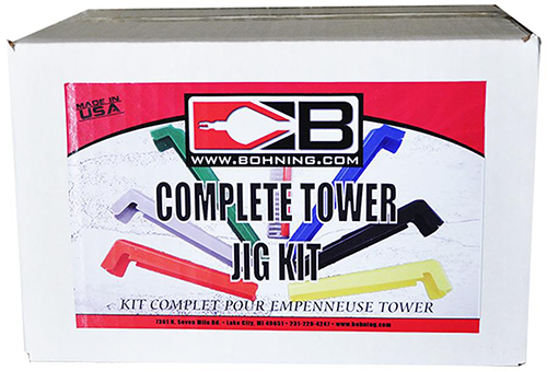 Bohning Complete Tower Jig Kit