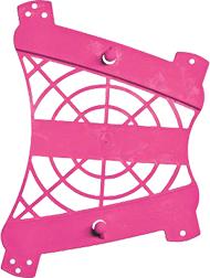 Web Armguard Hot Pink