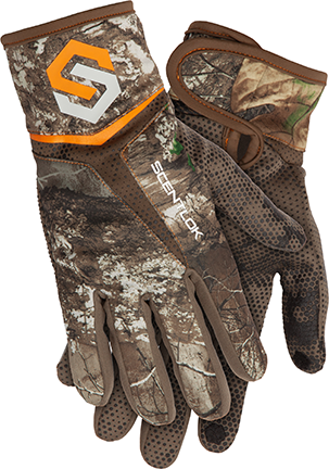 Full Season Bow Release Glove Realtree Edge Medium