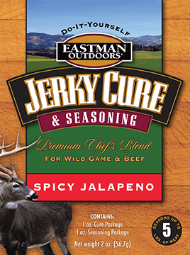 Eastman Outdoors Jerky Seasoning Jalapeno