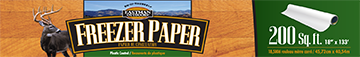 Eastman Outdoors Freezer Paper White 200 sq. ft.