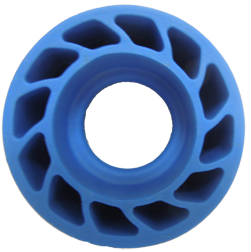 "*M Mathews 3/8"" Damper Body Blue"