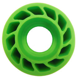 "*M Mathews 3/8"" Damper Body Green"
