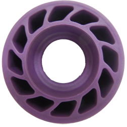 "*M Mathews 3/8"" Damper Body Purple"