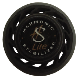 *M Mathews Harmonic Stabilizer Black & Gold Helim