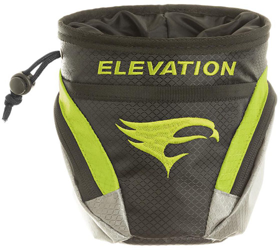 Elevation Core Release Pouch Green