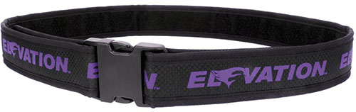 Elevation Pro Shooters Belt Purple 28-46 in.