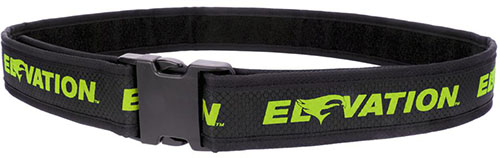Elevation Pro Shooters Belt Green 28-46 in.