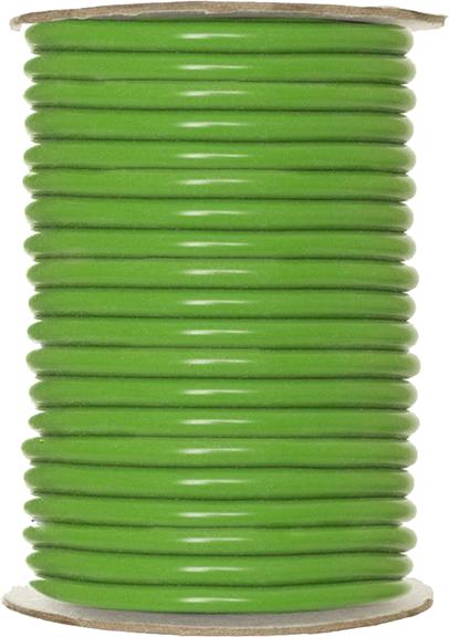 OMP Tru Tube Peep Tubing 25 Roll Flo Green