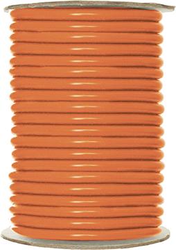 OMP TruTube Peep Tubing 25 ft. Roll Orange