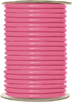 OMP TruTube Peep Tubing 25 ft. Roll Pink