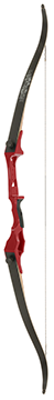 Fin Finder Bank Runner Recurve Red 58 in. 35 lbs. RH