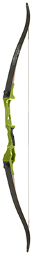 Fin Finder Bank Runner Recurve Green 58 in. 35 lbs. RH