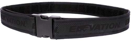 Elevation Pro Shooters Belt Black 28-46 in.