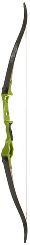 Fin Finder Bank Runner Recurve Green 58 in. 20 lbs RH
