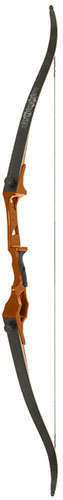 Fin Finder Bank Runner Recurve Orange 58 in. 20 lbs RH