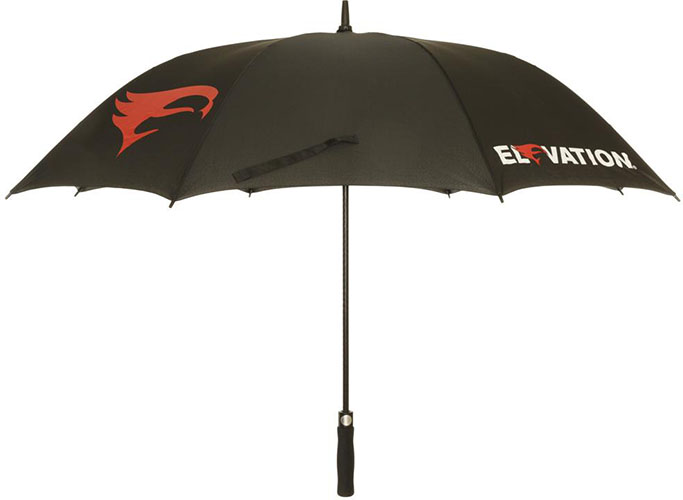Elevation Umbrella Black