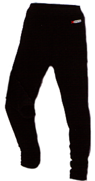 Womens XSystem Heavyweight Fleece Pant Black Large