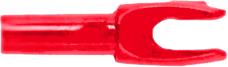 Deep 6 4mm Nock Red