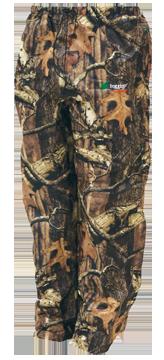 Pro Action Camo Rain Pants Mossy Oak Infinity XL