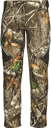 Womens Full Season Taktix Pants Realtree Edge Large