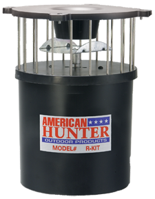 AM Hunter Pro Digital Feeder Kit