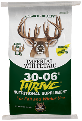 Whitetail Institute 30-06 Thrive 20 lb.