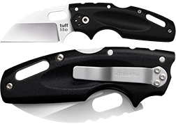 Cold Steel Tuff Lite Plain Edge Knife
