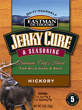Eastman Outdoors Jerky Seasoning Hickory