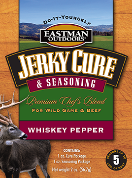 Eastman Outdoors Jerky Seasoning Whisky Pepper