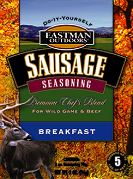 Eastman Outdoors Sausage Seasoning Breakfast