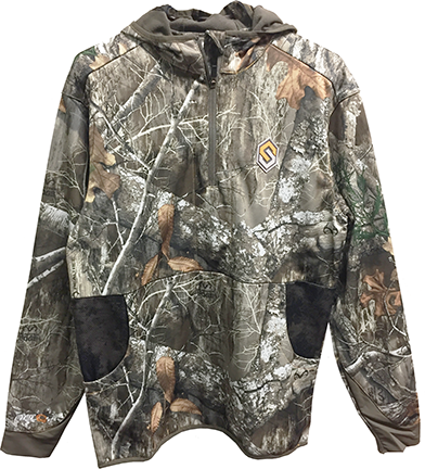 Savanna Raid Pullover Realtree Edge Large
