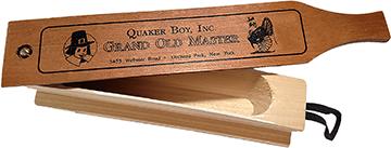 Quaker Boy Grand Old Master Box Callm Call Triple