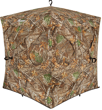 Ameristep Silent Brickhouse Blinde Realtree Edge