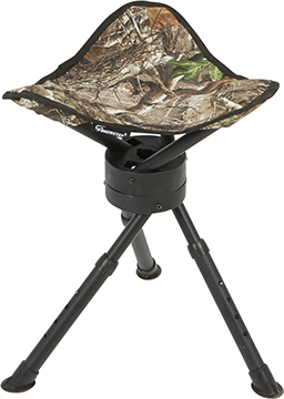 Ameristep Tripod Swivel Stool Realtree Edge