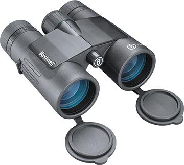 Bushnell Prime Binoculars Roof Prism Black 10x42