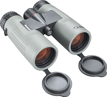 Bushnell Nitro Binoculars Gray Roof 10x42