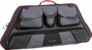 Allen Gear Fit Edge Bow Case Black/Gray