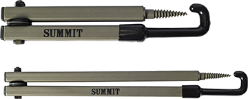 Summit Combo Two Fold Hangers 13/23 in.